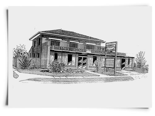 Metro Estates Sketch